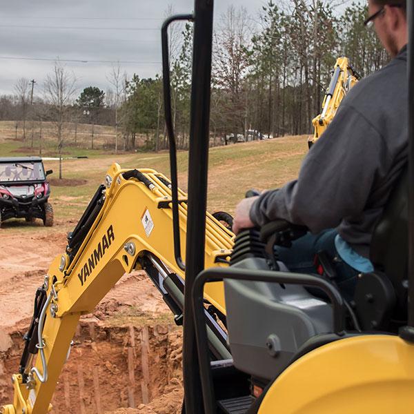 excavator class